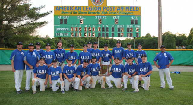 Baseball Captures Sectional Title
