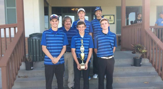Golfers Make It 5 In a Row