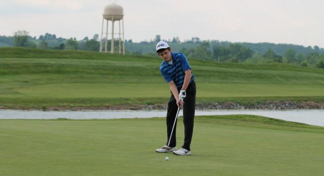 Golfers Win Tri-Match