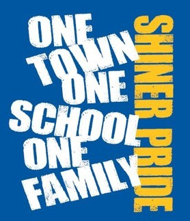 SHINER SPIRIT SHOP- Check it out for Shiner Spirit wear!