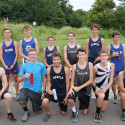 RSHS Boys Cross Country at the Beast 8-19-2017