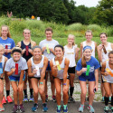 RSHS Girls Cross Country at the Beast 8-19-2017