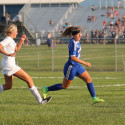 RSHS Girls Soccer VS Greensburg 8-15-17 W10-0