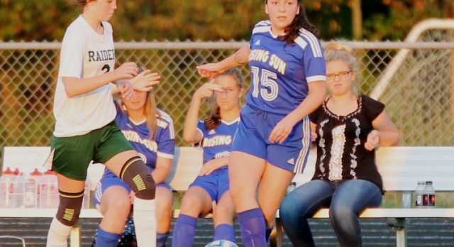 Lady Shiners travel to South Ripley