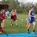 RSHS Boys Cross Country at SD 9-16-2017