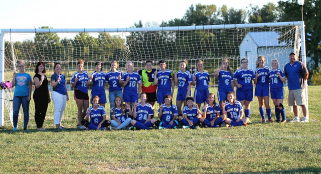 Lady Shiners Earn Back To Back ORVC Conference Titles