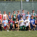 RSHS Boys Cross Country at JCD  9-9-2017
