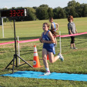 RSHS Girls Cross Country at Hanover 9-7-2017