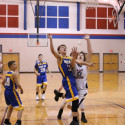 RS 8th Boys Basketball Vs SD 11-7-2017 L 41-17