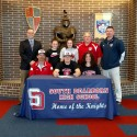 Rudisell signs to play baseball for the University of Cincinnati Clermont