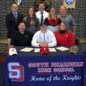 Wyatt Schwing Signing