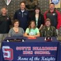 Megan Meyers signs with The University of the Cumberlands