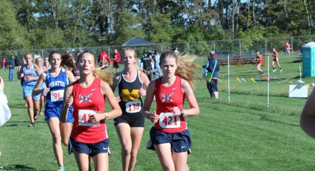 Boys Team, Lady Knights' Rohe and Weissmann Advance To Cross Country Regional