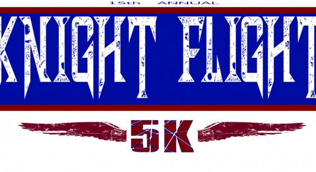 15th Annual Knight Flight 5K This Saturday