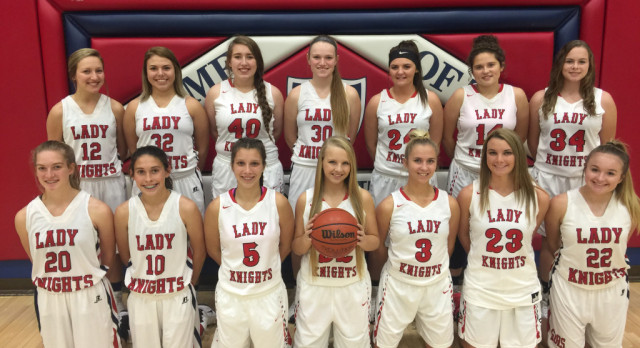 LADY KNIGHTS BASKETBALL HEADS TO BATESVILLE THIS WEEKEND!
