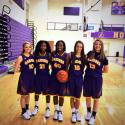 Girls Varsity Basketball 2014/15