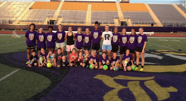 Girls Soccer Summer Youth Camp