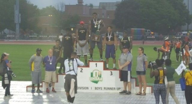 Boys Track – State Meet Runner Up!