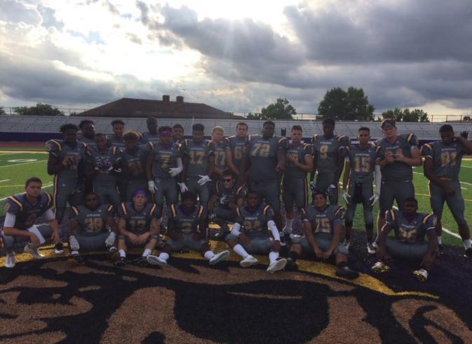 25 Football Seniors Honored at Final Home Game