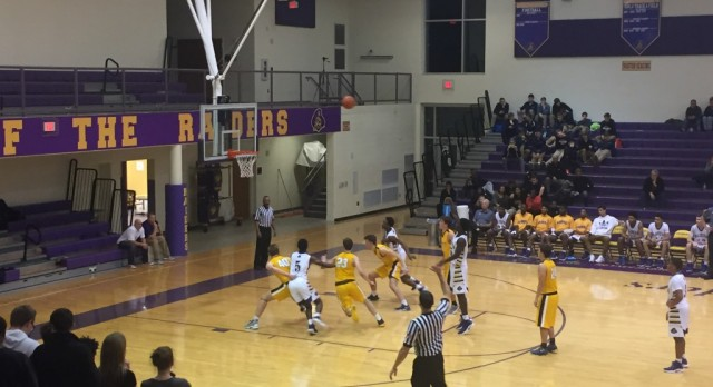 Raiders hold on against Gales as defense clamps down late