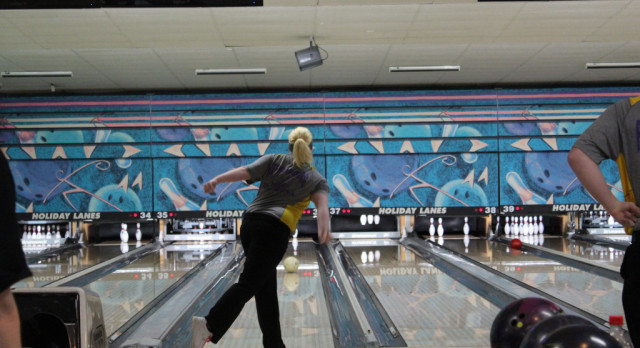 RHS Girl Bowler advances to Districts…