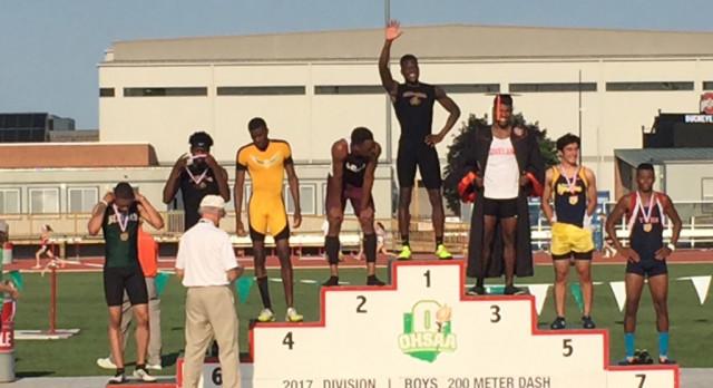 Raider Track Shines again at State Championships