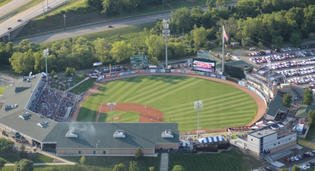 Sparta Varsity Baseball at 5/3 Park Again This Wednesday