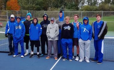 Sparta Tennis Misses Going To State by One Point