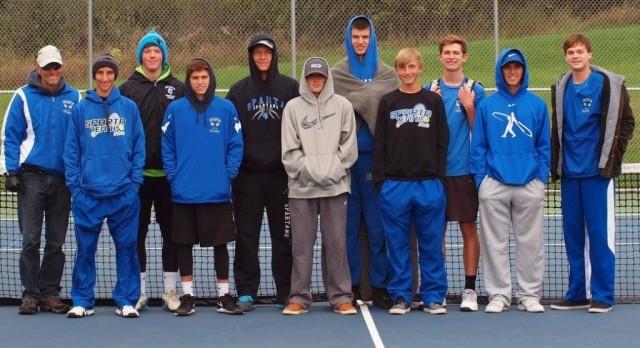 Congrats to Boys Varsity Tennis