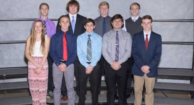 Fall Sports – OK Blue All-Conference