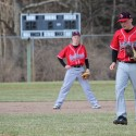 JV Baseball vs Concord 4/8/14
