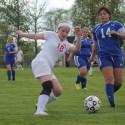 JV Girls Soccer vs Harper Creek Part 2