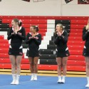 Varsity Cheer at Northwest Invitational