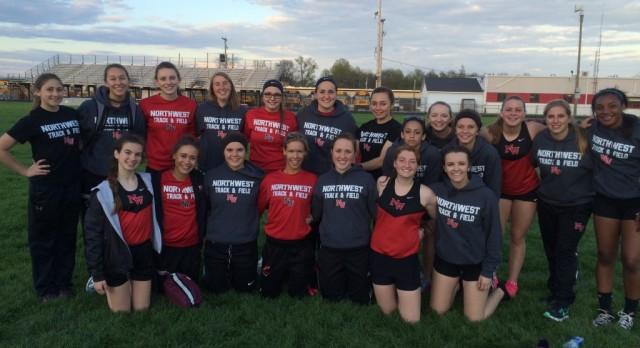 Girls Track Defeats Pennfield
