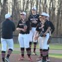 Varsity Baseball vs Harper Creek