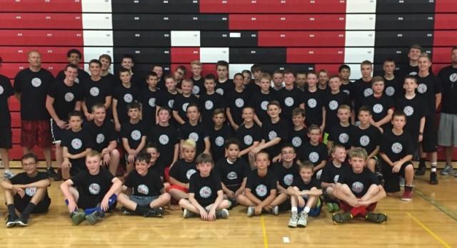 Northwest Boys Basketball Camp Grades 5-8