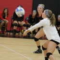 Varsity Volleyball vs Hastings 9/21/16
