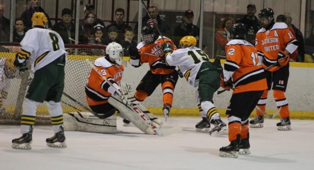 Seth Maloney named Jackson-Area Hockey Player of the Year!!