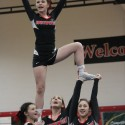 Varsity Competitive Cheer at Northwest Invitational 2