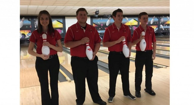 Northwest Bowling – Senior Night