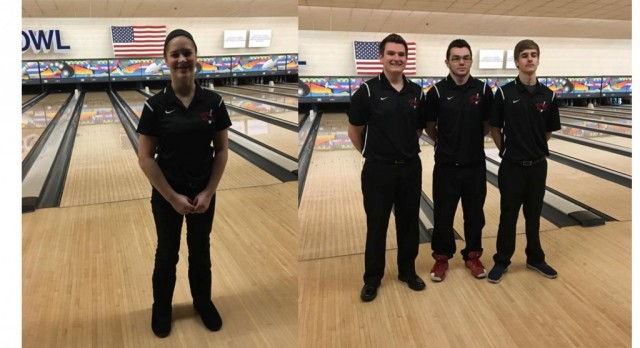 CONGRATS to NW's All-Conference Bowlers