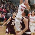 Varsity Girls Basketball vs Western