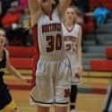 JV Girls Basketball vs Hastings