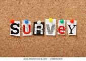 ALL Athletes Complete the Following Survey!