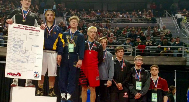 Tanner Beach & Reese Darrow Earn All State Honors!!!