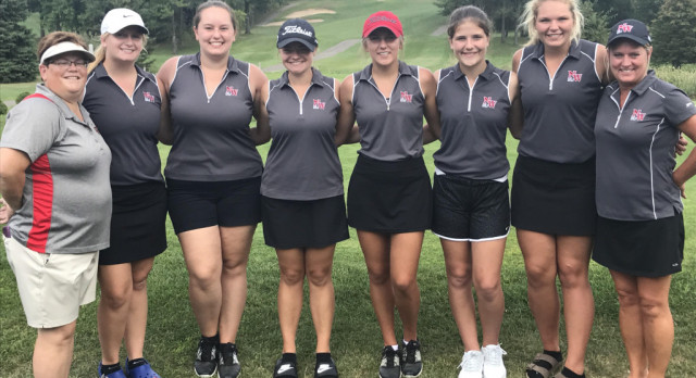 Golf Golf Competes in the Northwest Invitational