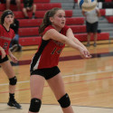 8th Grade Volleyball vs Lumen Christi