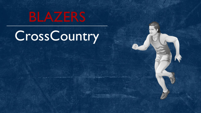 Blazers take 4th at Michigan Catholic Cross Country Invitational.