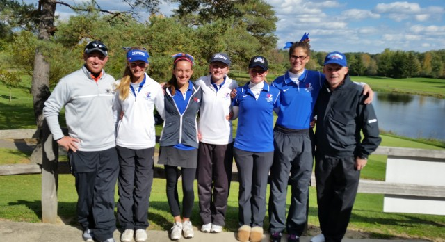 Varsity Golf takes 2nd at Regionals, Advances to State Finals.