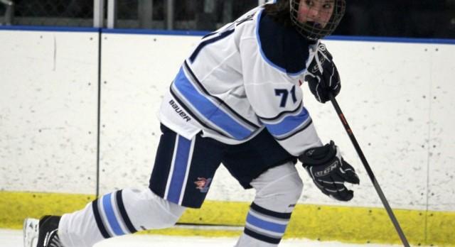 Hockey thumps Northville 9-4.
